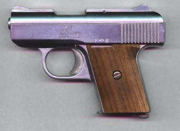 Gun Review: FIE Titan .25 ACP Pistol - The Truth About Guns