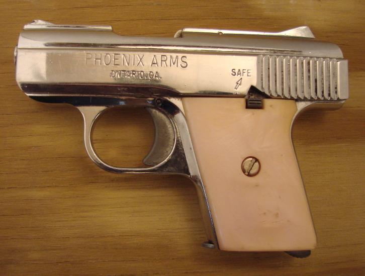 Raven Arms P25 PistolCaliber .
